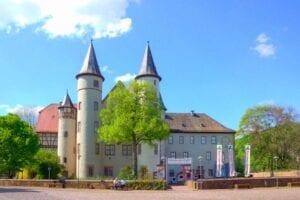 Дворецът в Лохр